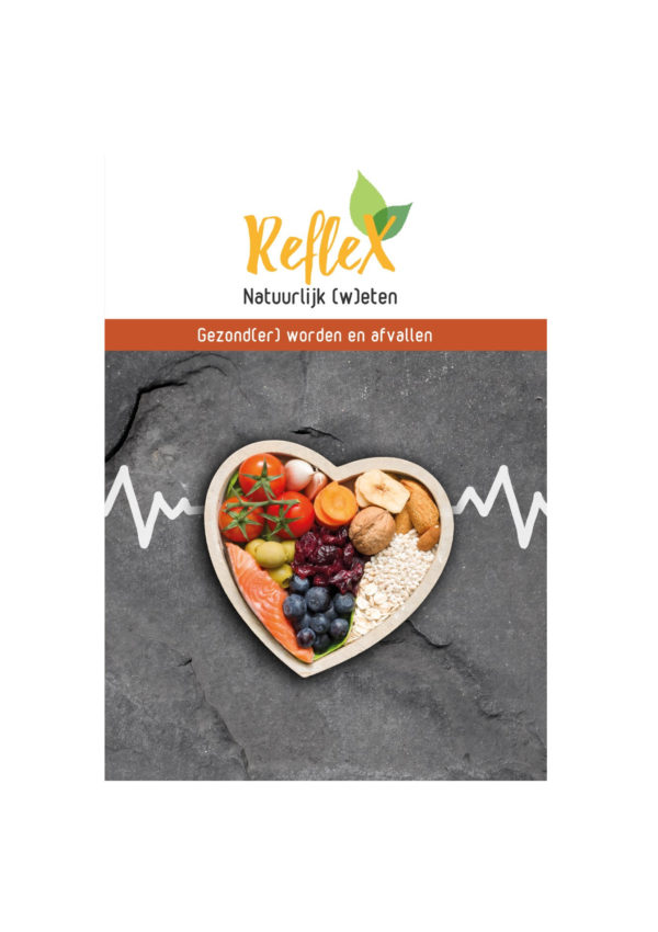 RefleX Natuurlijk (w)eten boek